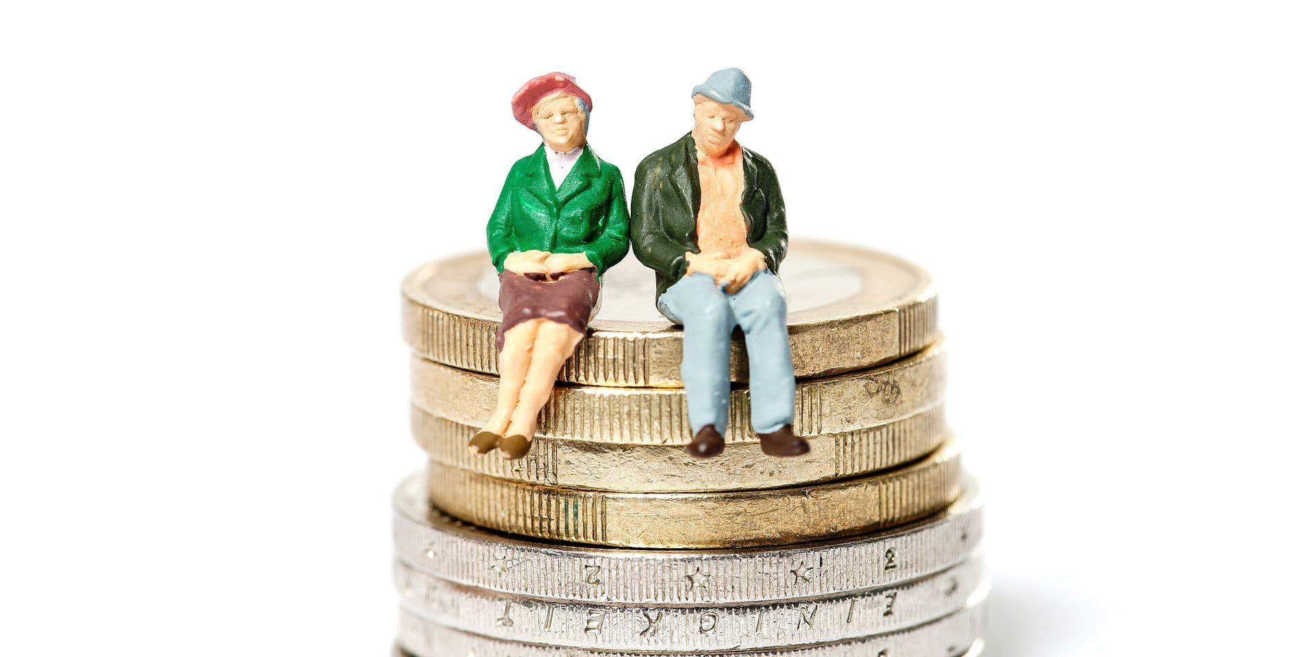 """Maintenir son niveau de vie à la pension, un défi à relever: """"Des messages de personnes dans le besoin arrivent de plus en plus souvent"""""""