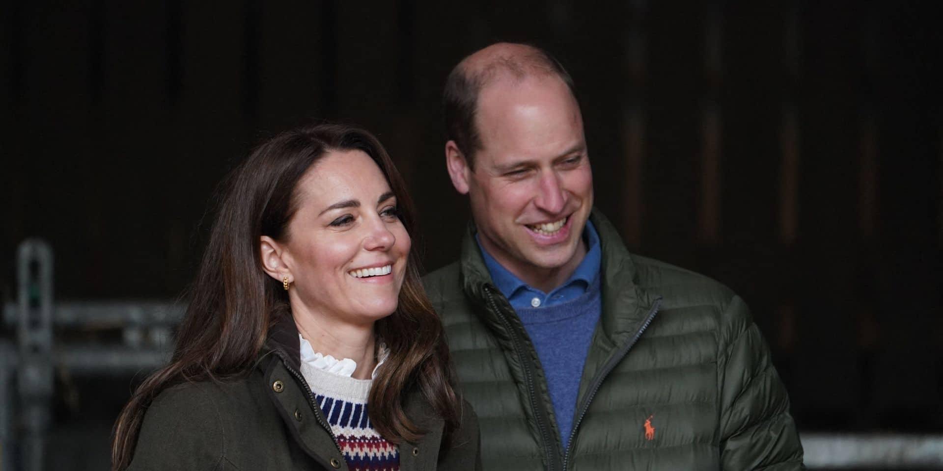 """""""Ça me fait mal aux oreilles"""": Kate s'improvise DJ et provoque les moqueries de William"""
