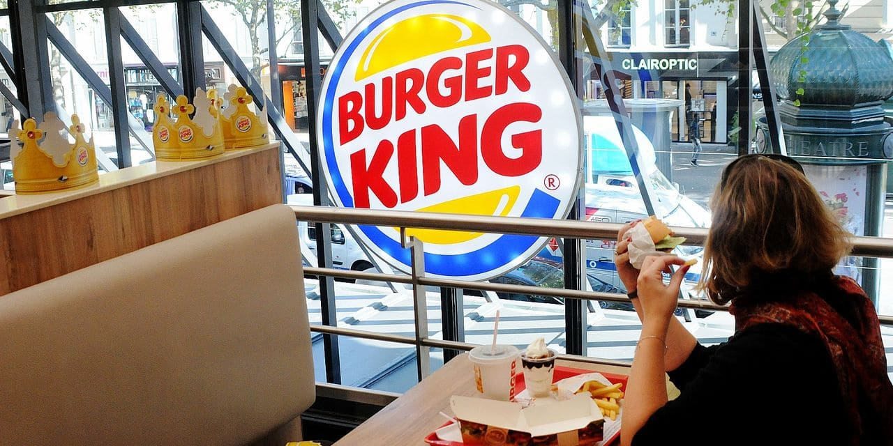 Illustration - Burger King Takes on McDonald's in France With Quick Purchase