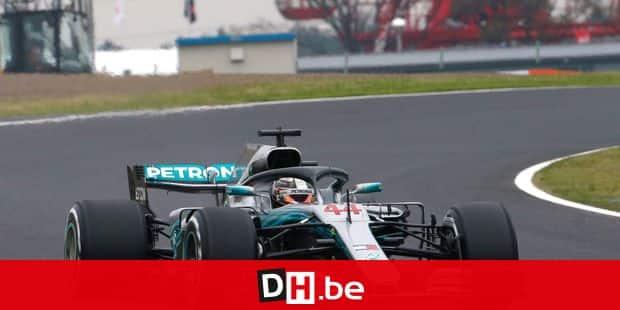 Victoire d'Hamilton, Vandoorne 15e — GP du Japon