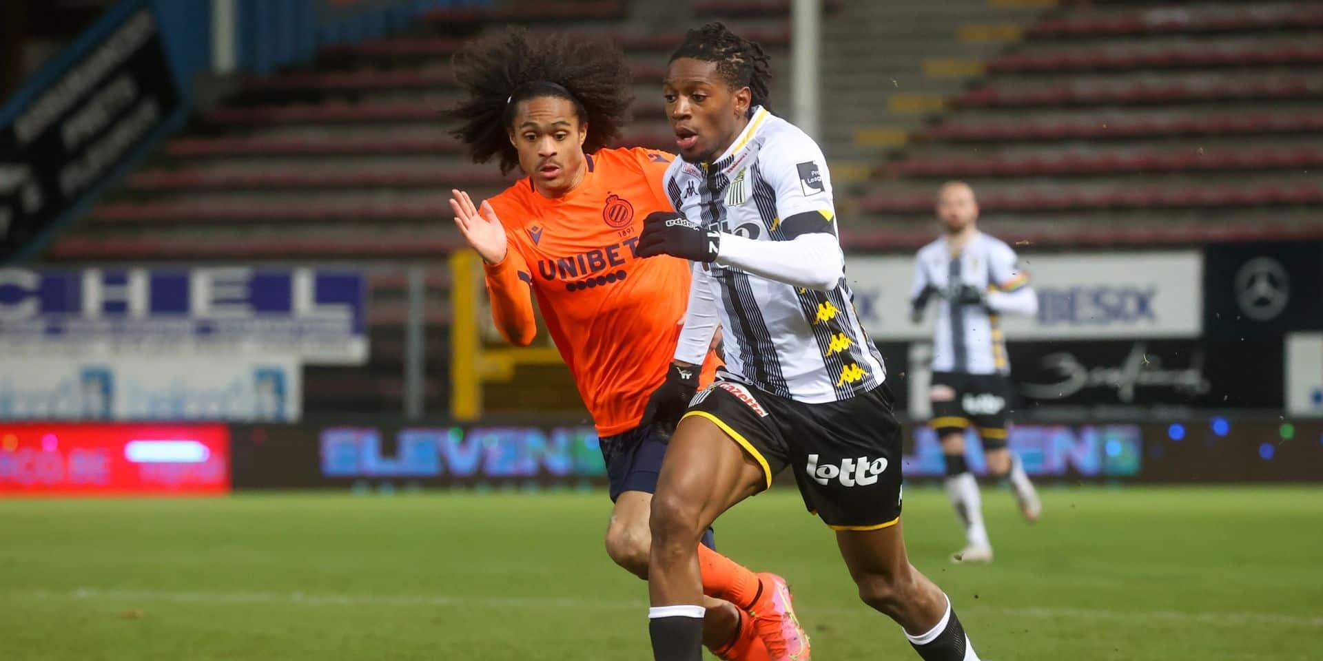 """""""On se bat pour les playoffs, ce serait une honte de ne pas y être"""": les réactions après Charleroi-Bruges"""