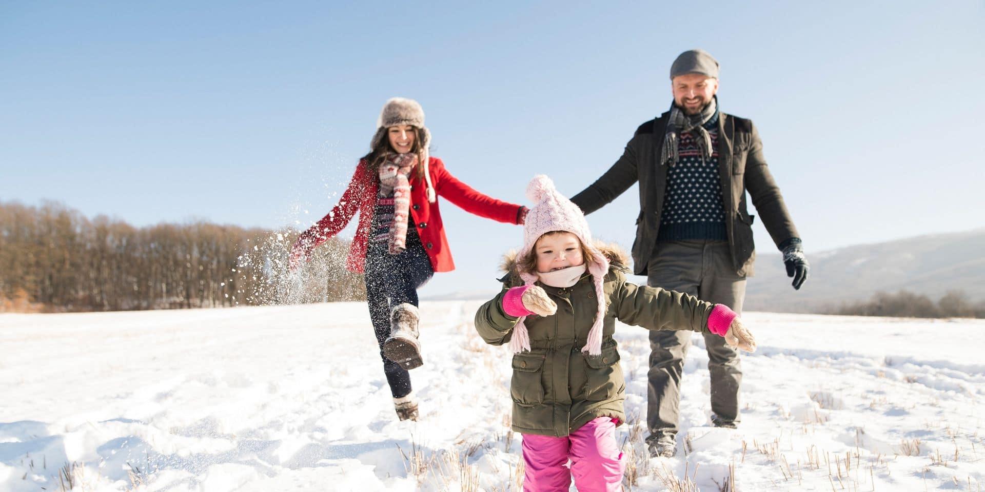 La neige pourrait faire son retour en Belgique en fin de semaine