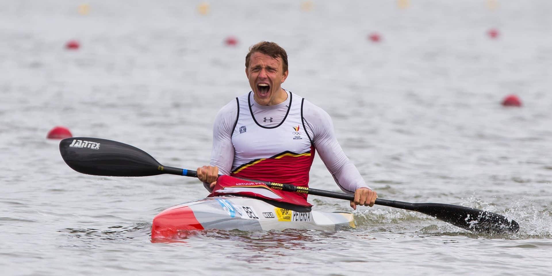 Canoë-Kayak : Artuur Peters qualifié pour les Jeux !