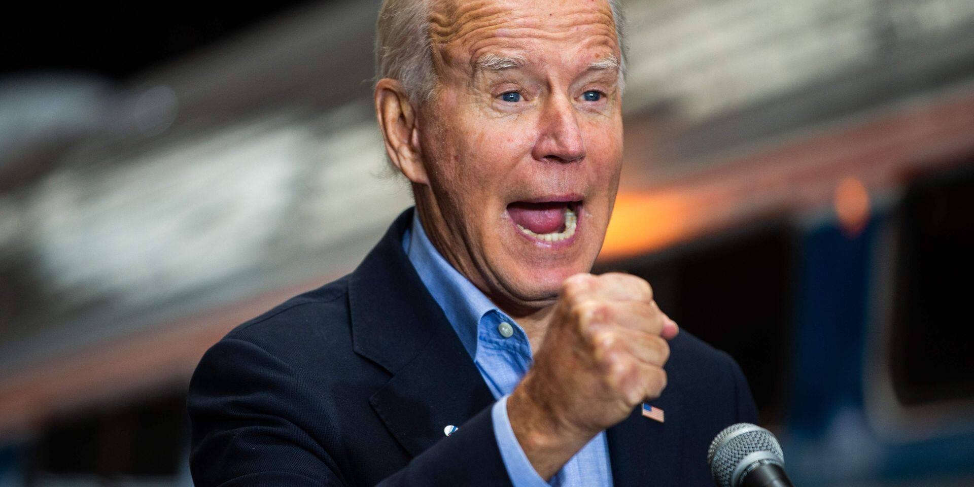 """Joe Biden a été testé négatif au Covid-19 et souhaite un """"prompt rétablissement"""" à Donald Trump"""
