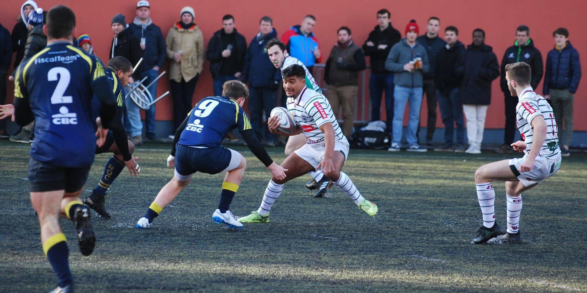 Coup d'envoi de la saison en rugby: La Hulpe favori; l'Asub lorgne les sommets et le ROC mise sur les jeunes