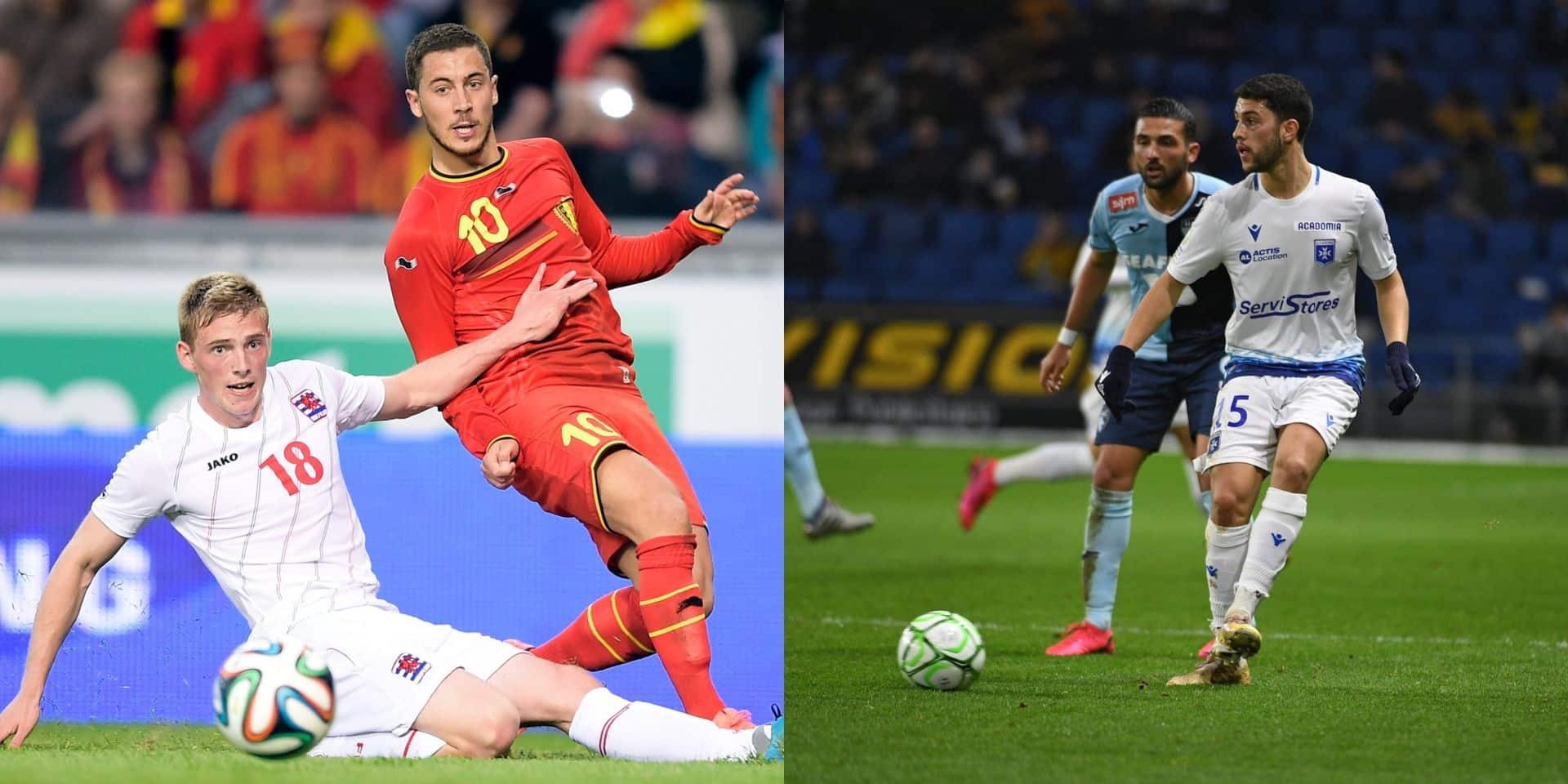 Qui sont Laurent Jans et Eddy Sylvestre, les deux derniers transferts du Standard?