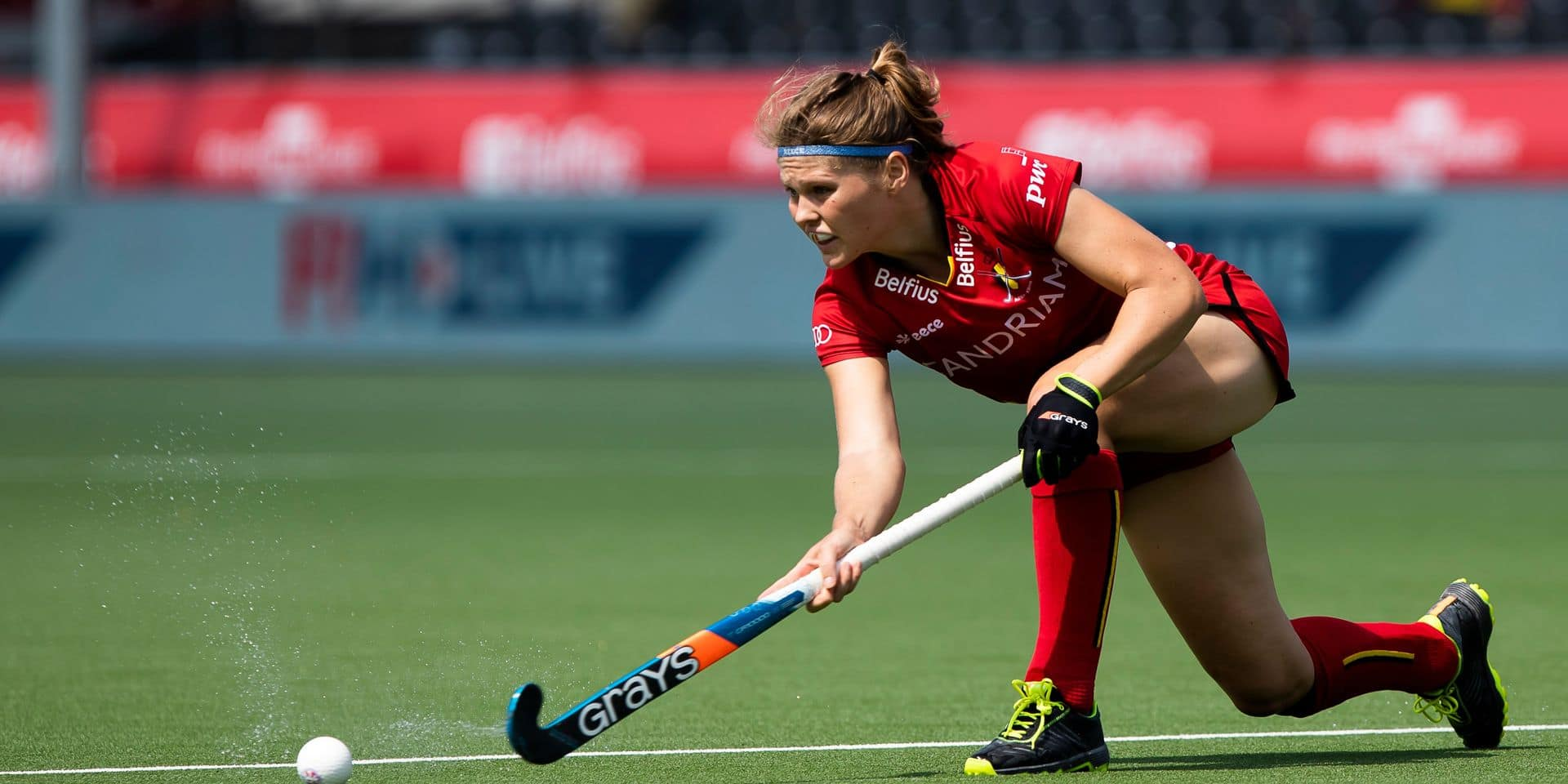 Petite finale de l'Euro Junior Dames: les Young Red Panthers privées de Bronze aux shoot-out