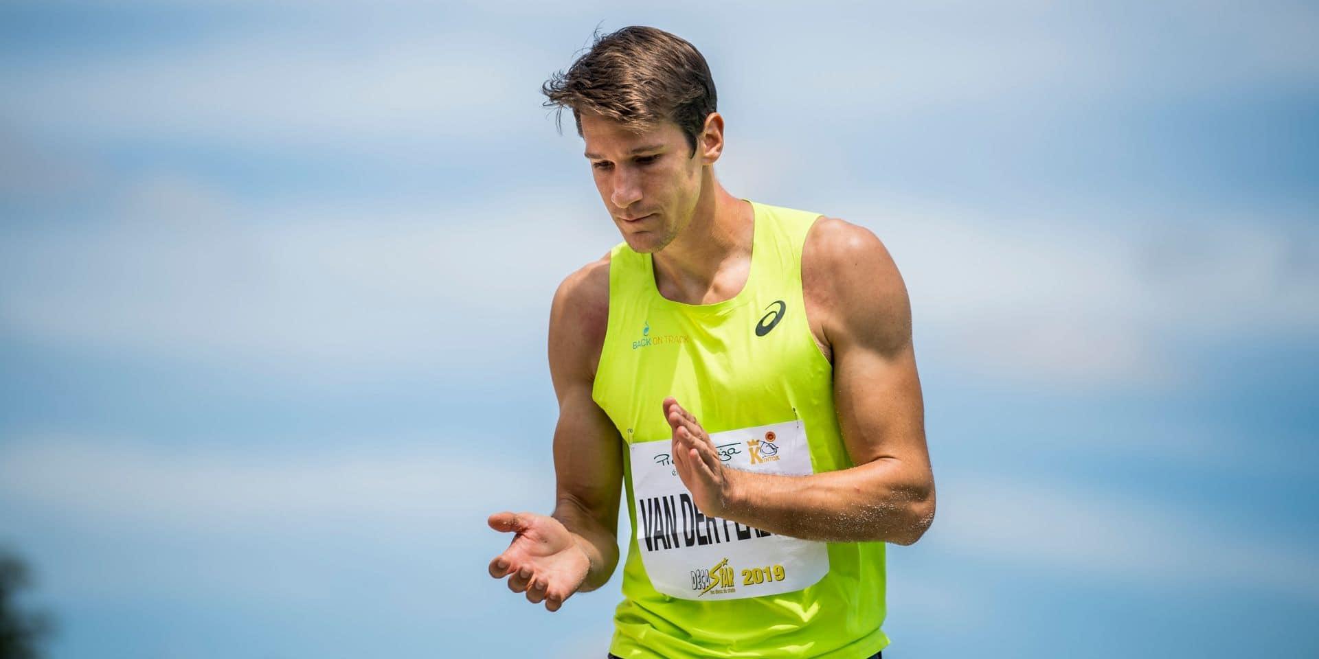 Thomas Van der Plaetsen joue la prudence et renonce au décathlon de la Réunion