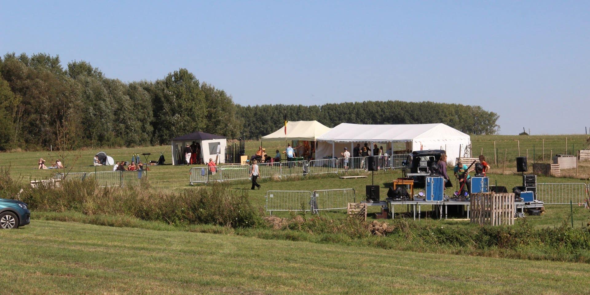 Un concert en plein air à Naast pour soutenir le secteur culturel