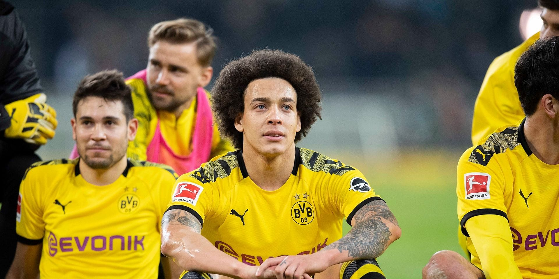 Quiz: pouvez-vous nommer tous les Belges ayant évolué en Bundesliga?