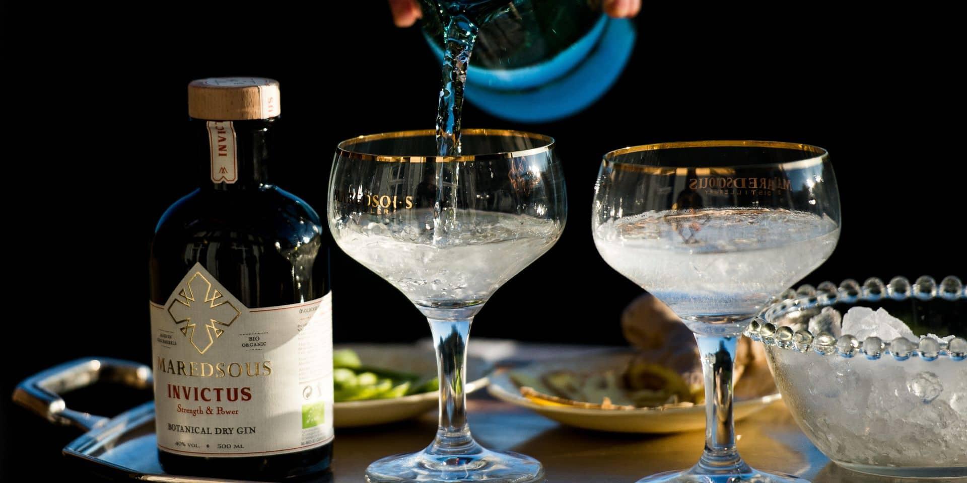 Concours Apéro : La DH vous offre 10 bouteilles de Gin de Maredsous et une réduction de 7% sur le Eshop