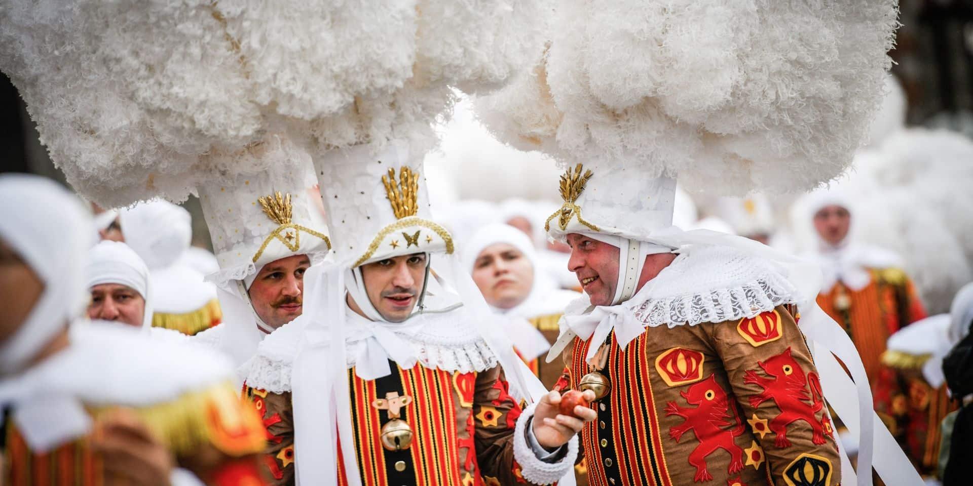 Pour les Gilles de Binche, ce sera le Mardi Gras ou rien