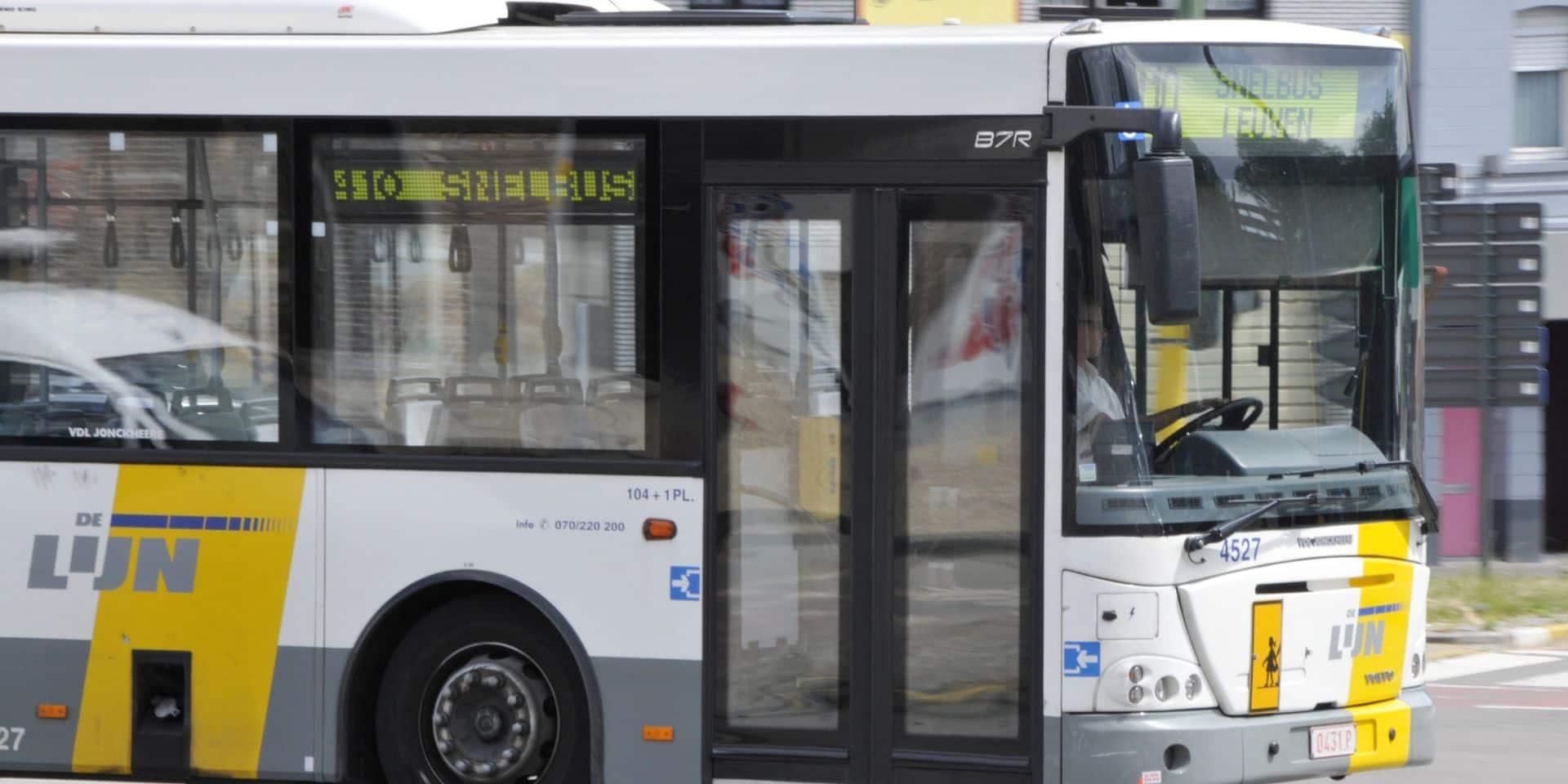 Vol d'un bus De Lijn à Ypres, le suspect arrêté