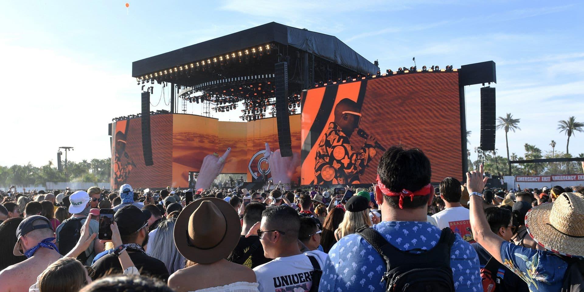Reporté pour la 3e fois, le célèbre festival Coachella reviendra finalement en avril 2022