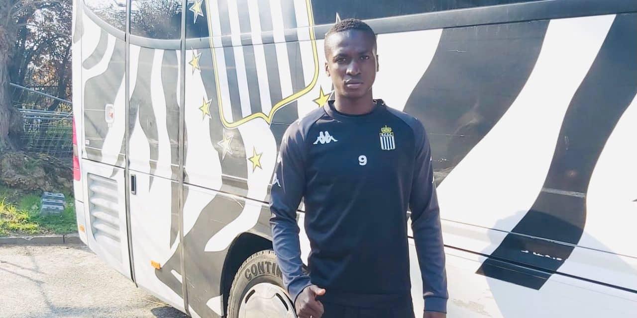 Djibril Touré, prêté à Charleroi par Watford, est enfin arrivé et doit faire ses preuves