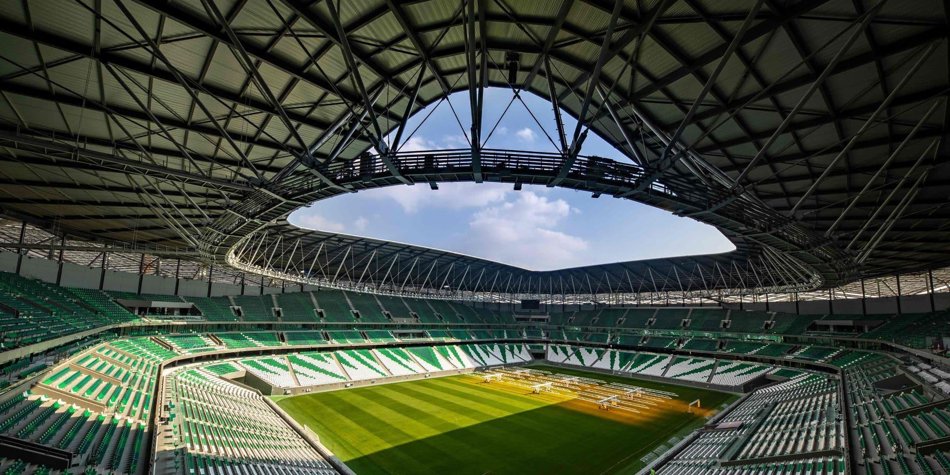 Le Qatar inaugurera un stade du Mondial-2022 avec des fans guéris du Covid-19