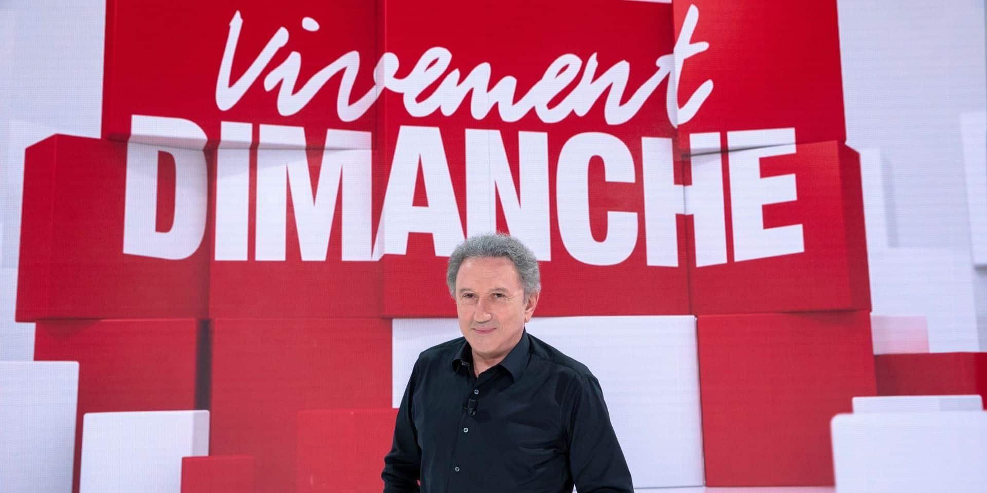 L'animateur de Vivement Dimanche, sur France 2, est à nouveau hospitalisié.