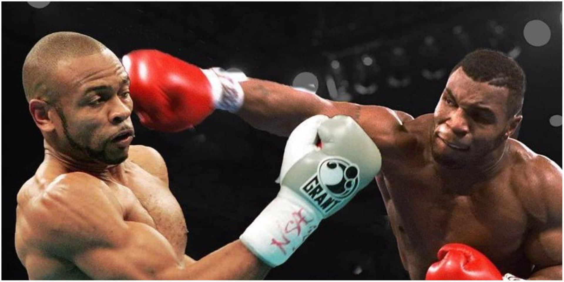 """Mike Tyson affronte Roy Jones Jr ce samedi: """"L'amusement, chez moi, passe par les coups"""""""