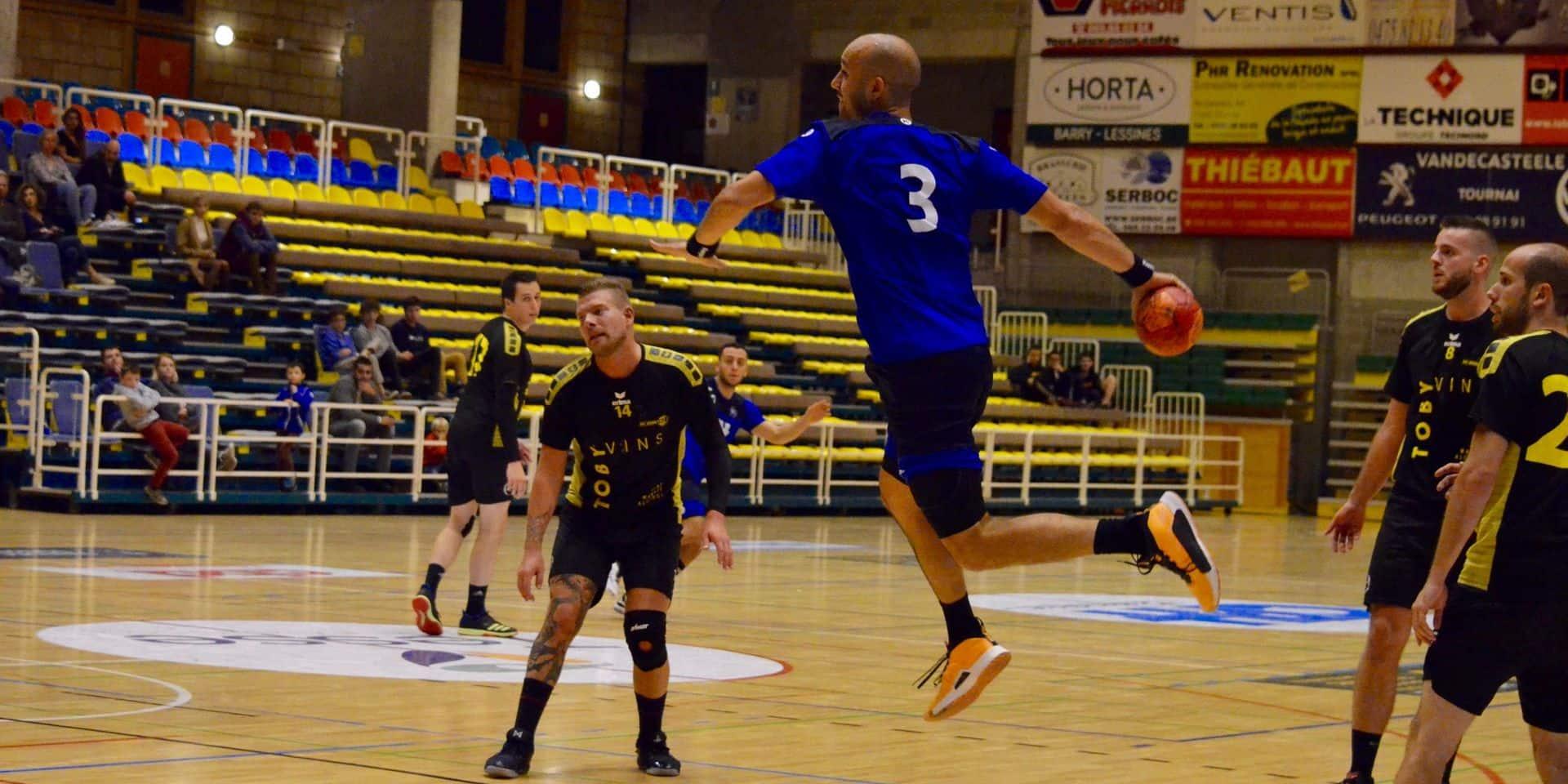 Handball: l'Estu joue un bon tour contre Herstal (+3) : 40-23