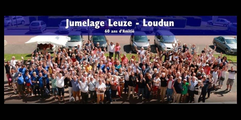 Les Leuzois n'oublient pas leurs amis français !
