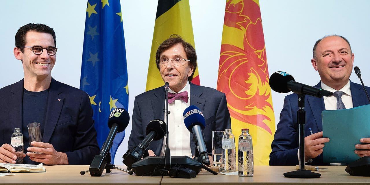 Nouveau gouvernement wallon : les trophées que PS, MR et Ecolo peuvent afficher à leur tableau de chasse