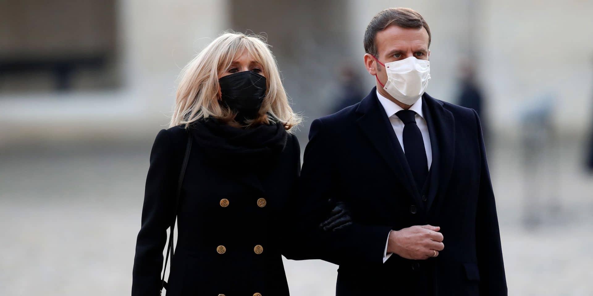 Brigitte Macron secrètement testée positive au Covid en décembre : pourquoi l'Elysée n'a pas communiqué sur le sujet