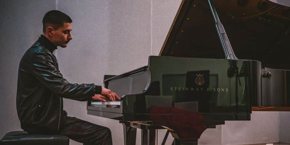 Un premier EP pour le pianiste namurois Adrien Bocksruth