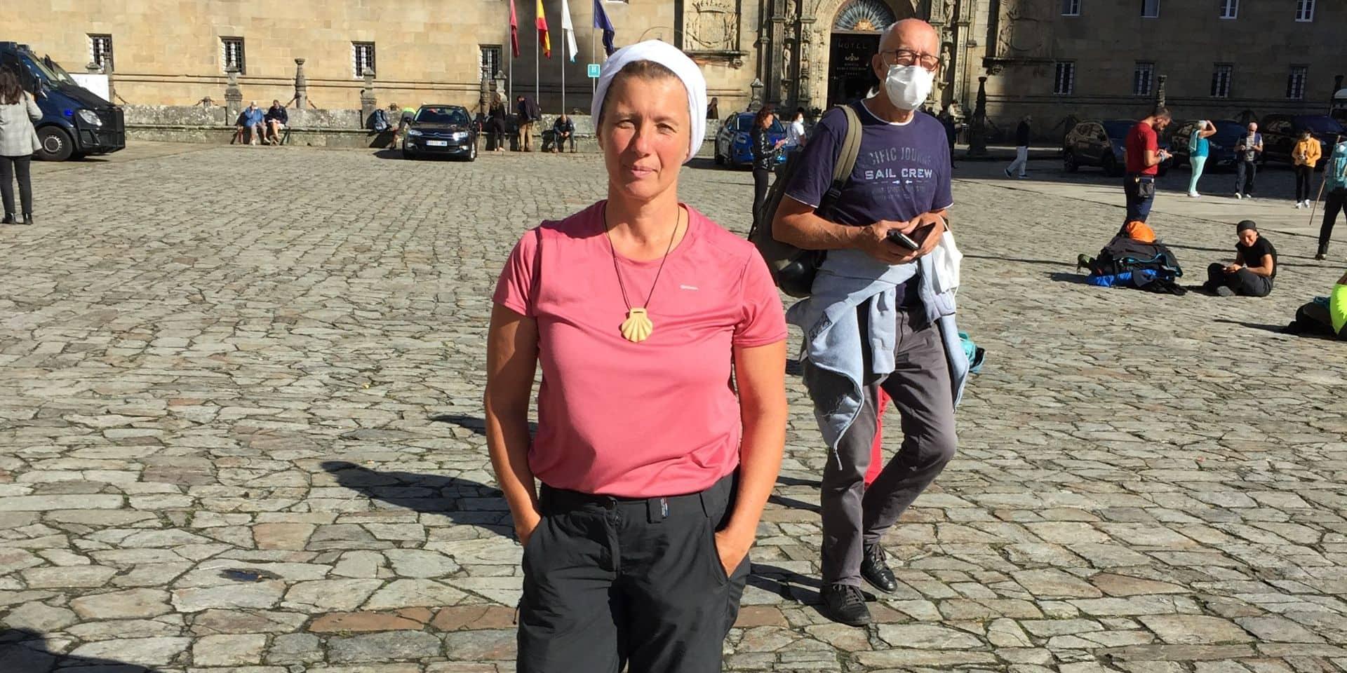Frameries: Françoise a parcouru 808 kilomètres en 30 jours