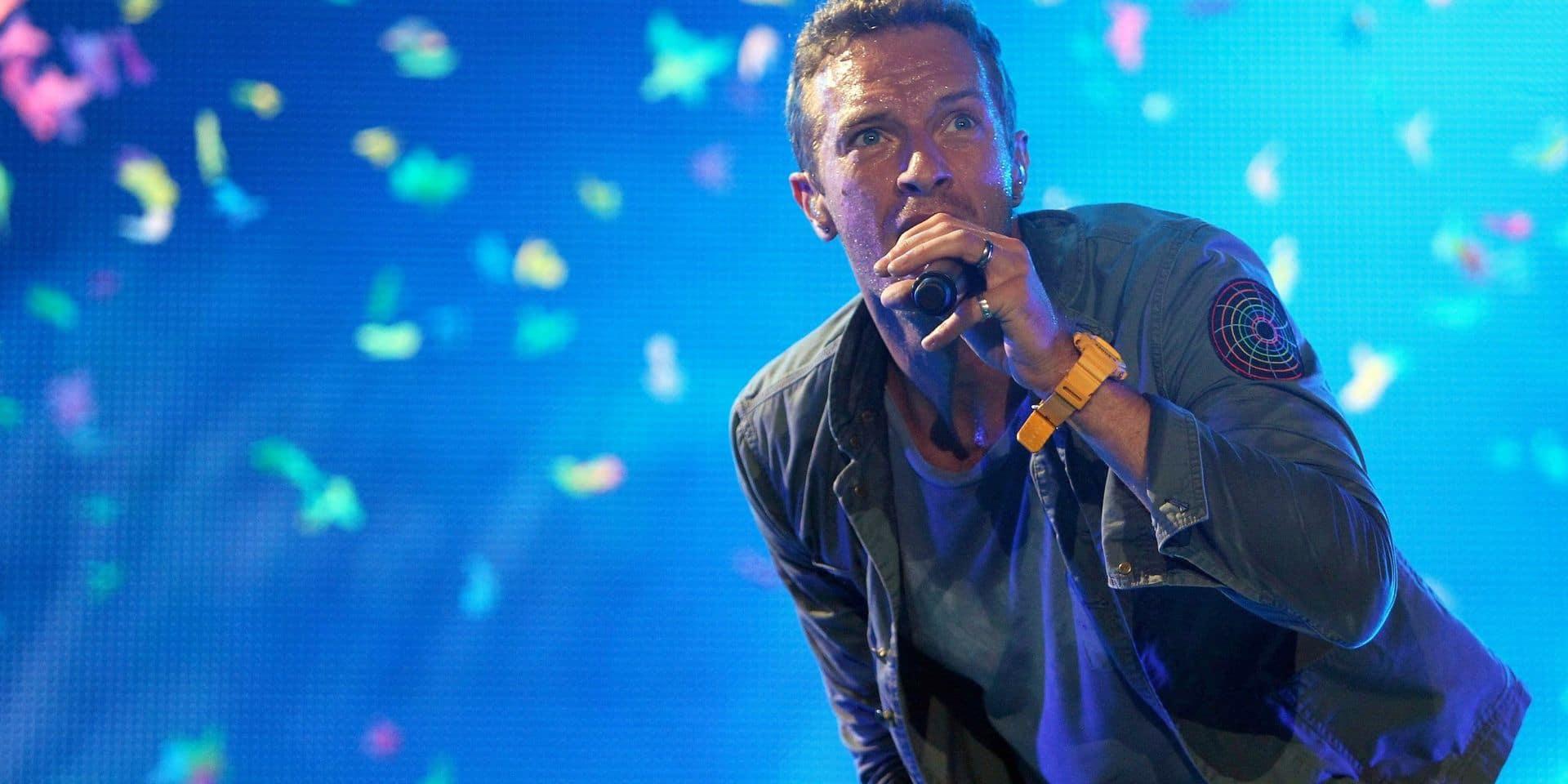 Deux concerts exclusifs de Coldplay retransmis sur Youtube