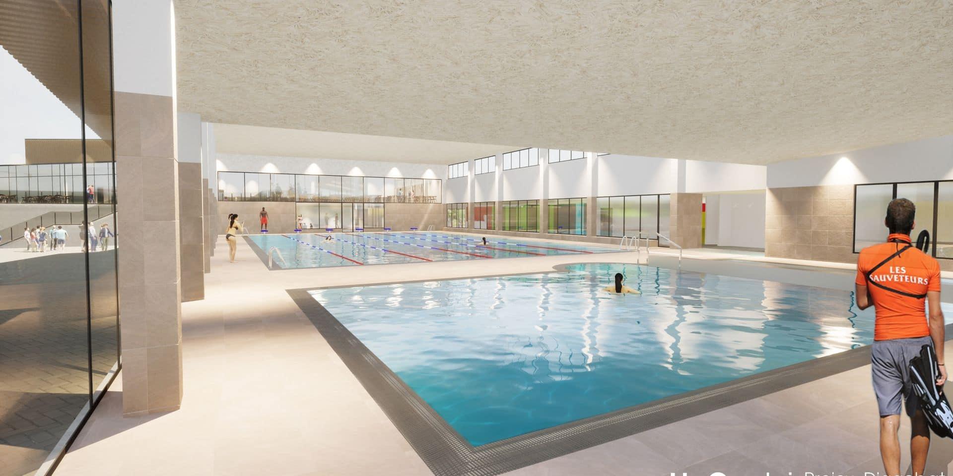 Grand pas en avant pour la future piscine de Jodoigne, l'auteur de projet désigné