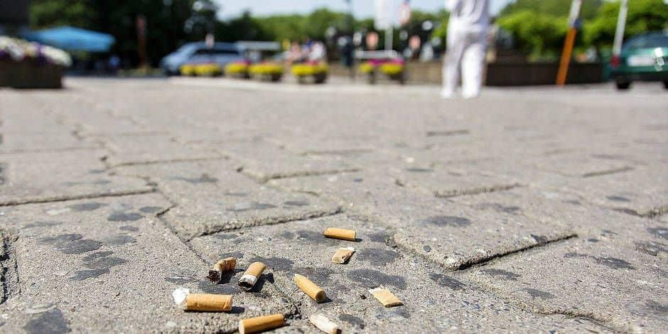 Pour dissuader les fumeurs de jeter leurs mégots par terre, la ville d'Ath va acquérir du nouveau mobilier urbain.