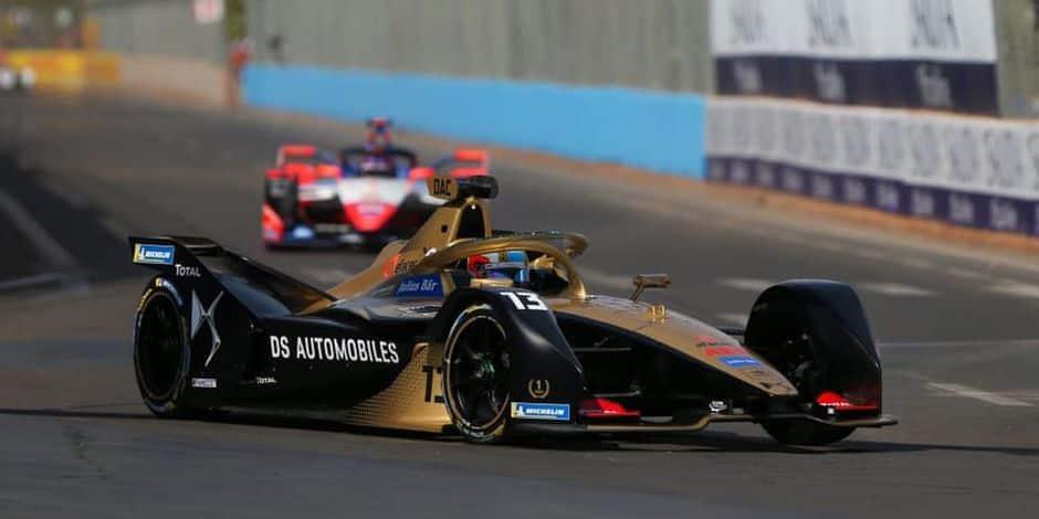 ePrix de Marrakech: Da Costa s'impose, aucun point pour les Belges