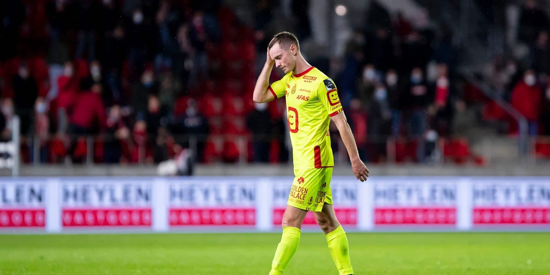Le FC Malines, avec désormais 10 cas positifs, demande le report de son match à Eupen
