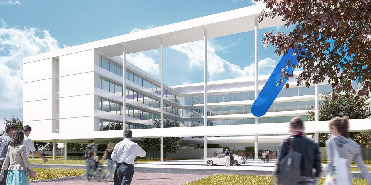 Un nouvel hôpital à Nivelles Nord à l'horizon 2029