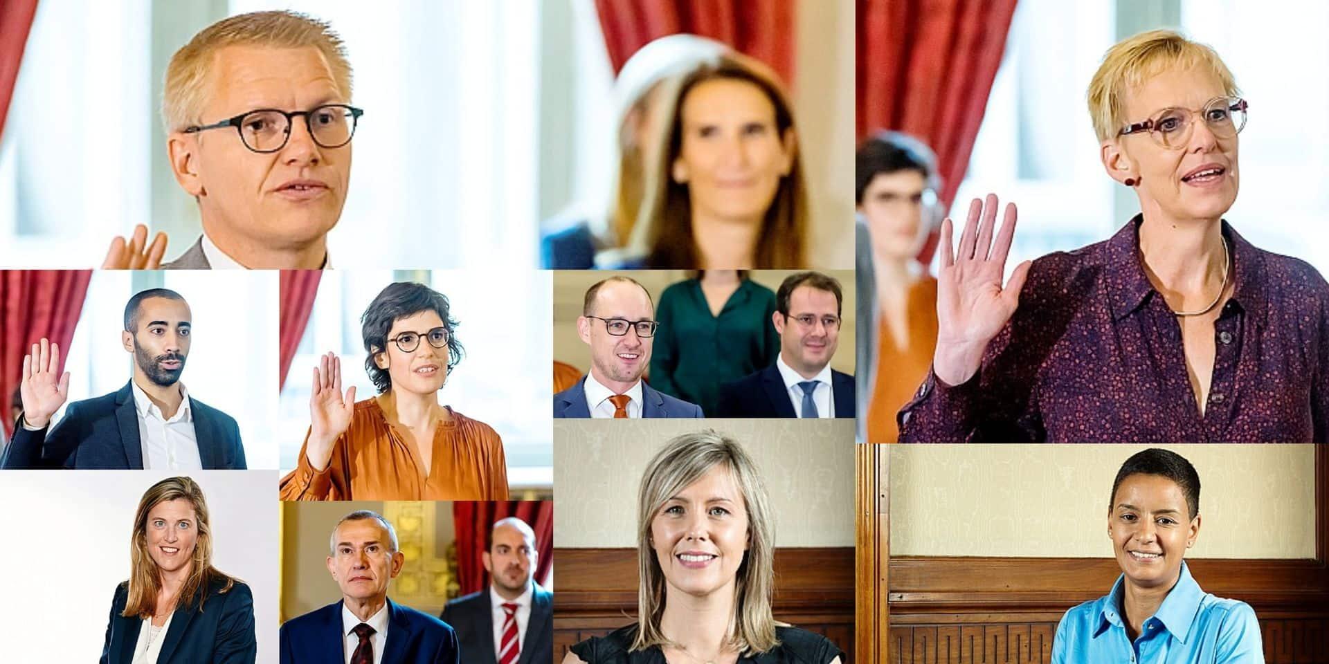 Nouveau casting fédéral : on décrypte le profils des 20 décideurs qui vont nous gouverner (PORTRAITS)