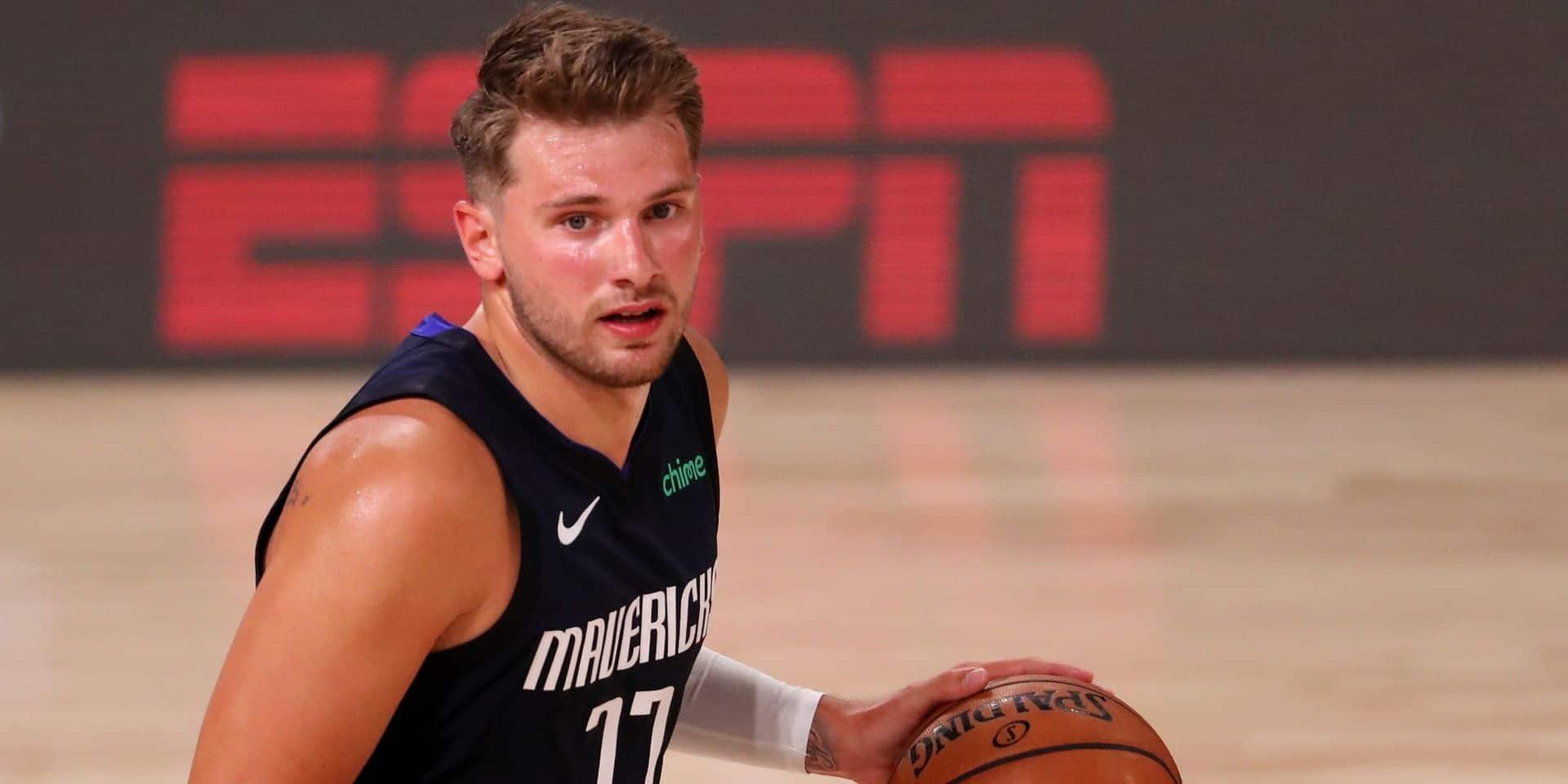 NBA: Brooklyn surprend les Bucks, Phoenix s'offre les Clippers, Luka Doncic historique