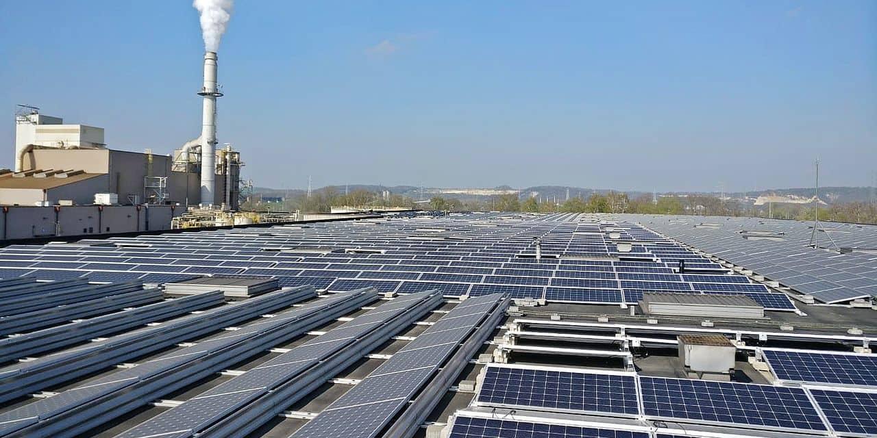 6.000 panneaux photovoltaïques !