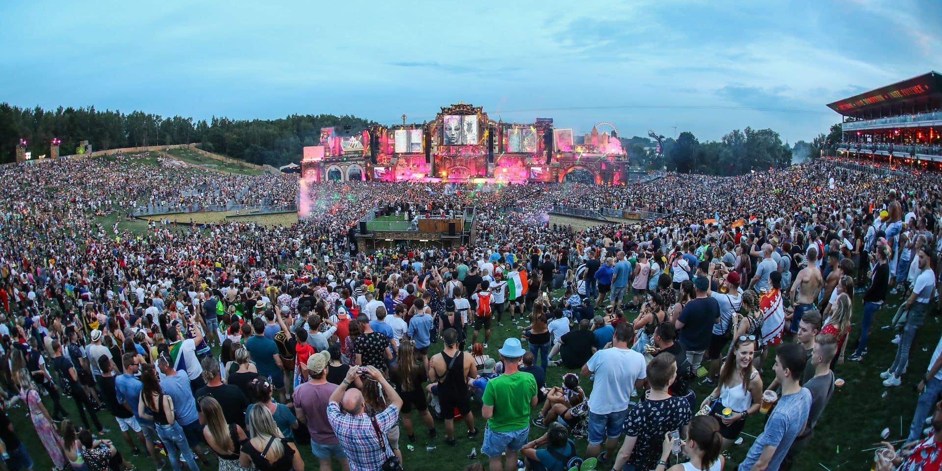 Tomorrowland: les secouristes ont déjà dû intervenir 1.915 fois, une personne décédée