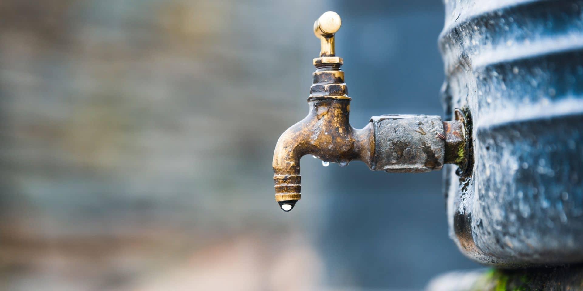 Plusieurs communes du Brabant flamand menacées par une pénurie d'eau