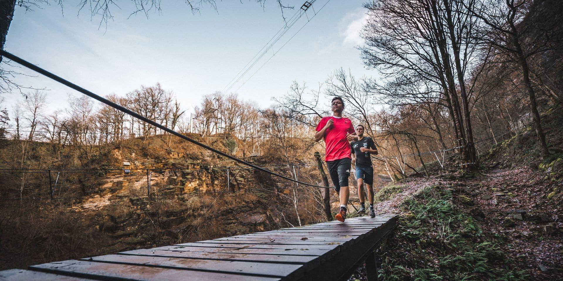 Le Trail Series Namur pourra avoir lieu... sans chrono