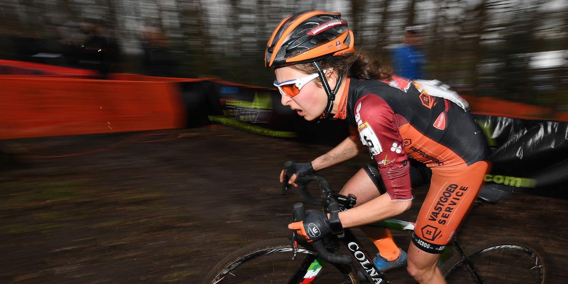 Décès à 31 ans de la cycliste Jolien Verschueren