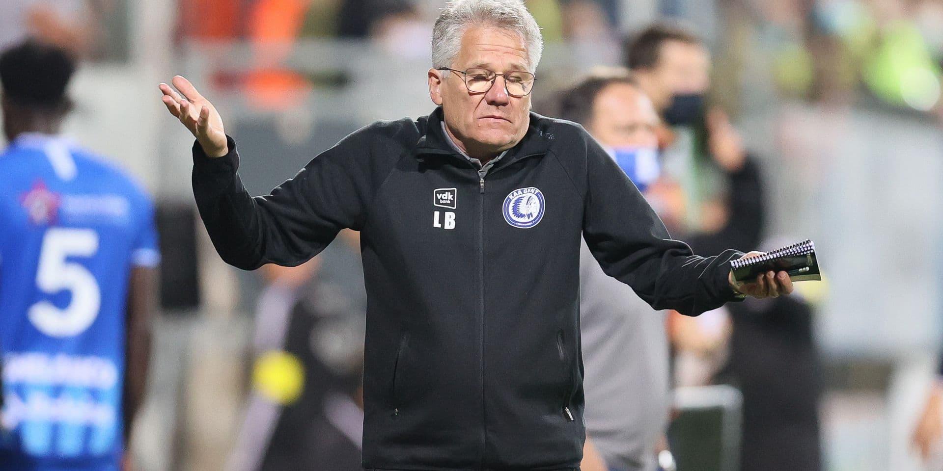 Bölöni licencié de Gand: la décision vient... des joueurs !
