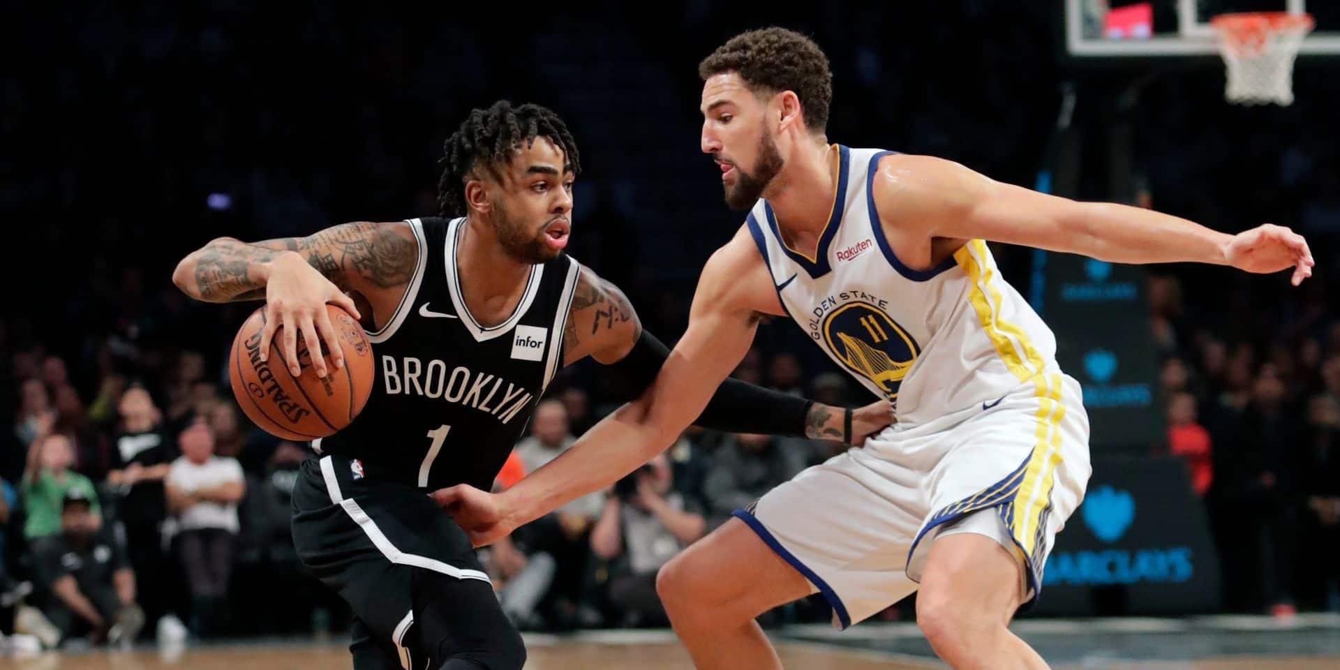 NBA: Golden State enchaîne, Oklahoma City respire