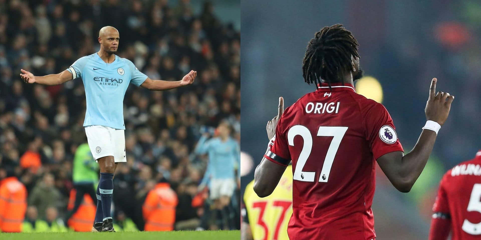 Manchester City et Liverpool à la conquête du trône