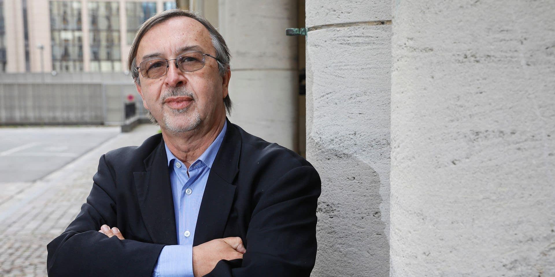 """Yves Van Laethem analyse la situation dans sa province: """"Le Brabant wallon, de bon à mauvais élève"""""""