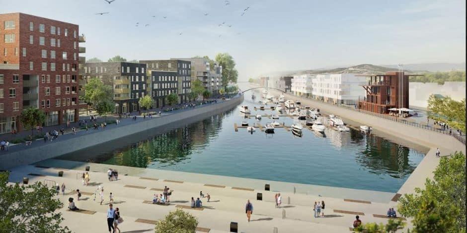 Liège : avis favorable pour le site de Coronmeuse