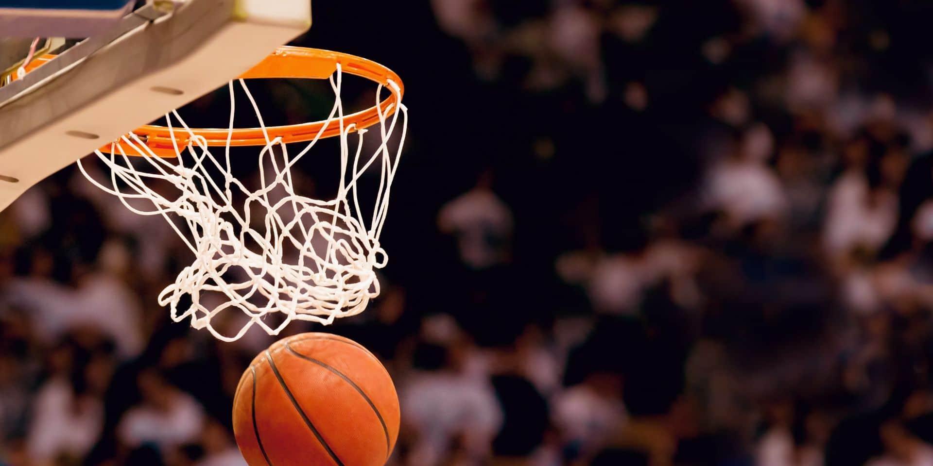 Euromillions Basket League: victoires pour Anvers et Alost à Malines et Louvain
