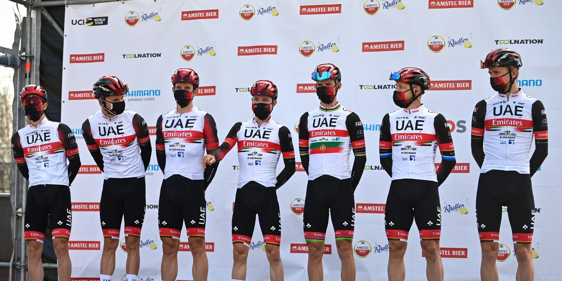 UAE Team Emirates, avec Hirschi et Pogacar, ne prendra pas le départ de la Flèche Wallonne
