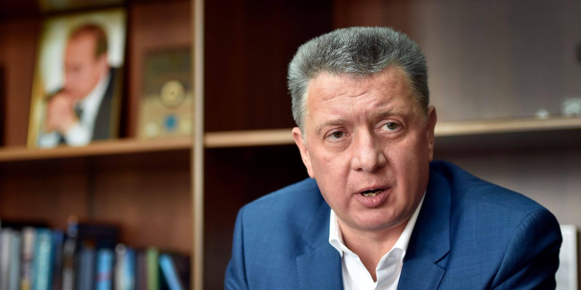 Dopage: Le patron de l'athlétisme russe et des officiels suspendus pour obstruction à une enquête