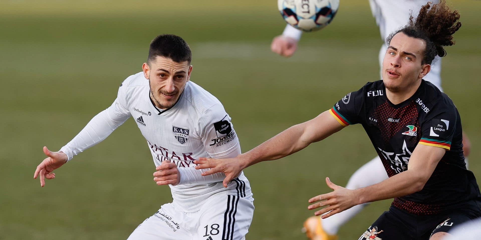 Voici pourquoi Aleksandar Boljevic peut jouer samedi contre le Standard